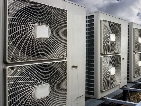 Air con for business